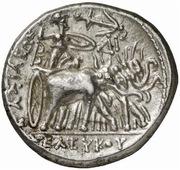Tetradrachm - Seleukos I Nikator (Seleukia) – revers