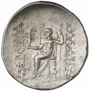 Tetradrachm - Alexander I Balas (Ake-Ptolemais) – revers