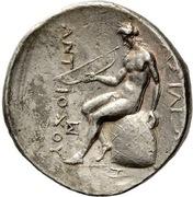 Tetradrachm - Antiochos I Soter (Sardes) – revers