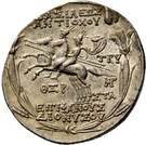Tetradrachm - Antiochos VI Dionysos (Antioch) – revers