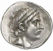 Drachm - Antiochos III Megas (Antioch mint) – avers