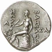 Drachm - Seleukos IV Philopator (Soloi mint) – revers