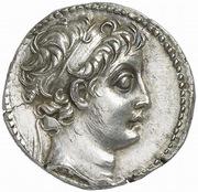 Drachm - Demetrios II Nikator (Seleucia in Pieria) – avers