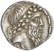 Drachm - Demetrios II Nikator (Tarsos) – avers
