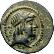 Dichalkon (Seleukeia ad Kalykadnon) – avers