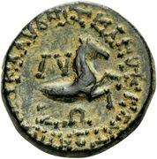 Dichalkon (Seleukeia ad Kalykadnon) – revers
