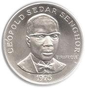 50 francs (Eurafrique) – revers