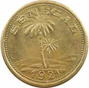 1 franc Chambre de commerce Ziguinchor – avers