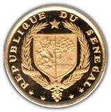 10 francs (8ème anniversaire de l'indépendance) – avers