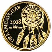 250 francs CFA (Capteur de rêves) – revers