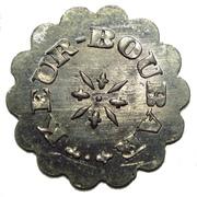 20 centimes (Keur Boubar) – avers