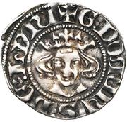 Esterlin - Waleran II de Luxembourg – avers