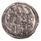 Coronation Dinar - Stefan Uroš IV Dušan – revers