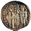 Matapan - Károly Róbet (1307-1342) – avers
