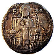 Matapan - Károly Róbet (1307-1342) – revers