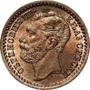 1 para - Obrenovich Michael III – avers