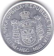 2 Dinara 2007 – avers