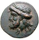 Bronze Æ16 (Sesamos) – avers