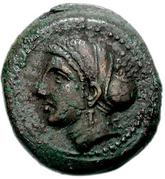 Bronze Æ22 (Sestos) – avers