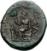 Bronze Æ22 (Sestos) – revers
