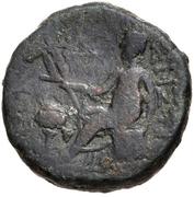 Bronze Æ18 (Sestos) – revers