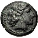 Bronze Æ17 (Sestos) – avers
