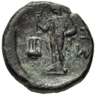 Bronze Æ17 (Sestos) – revers