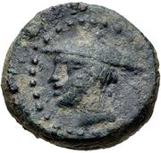 Bronze Æ13 (Sestos) – avers