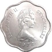 5 cents - Elizabeth II (FAO) – avers