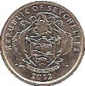 1 Cent (magnétique) – avers
