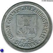 10 Centimes - Union Commerciale & Industrielle - Sézanne [51] – avers