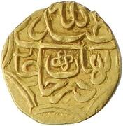 ¼ Mithqal - 'Abd Allah II – avers