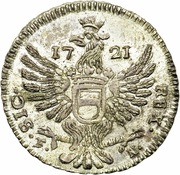 2 Tari - Carlo III (VI) – revers