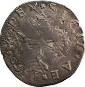 3 tari - Filippo II – revers