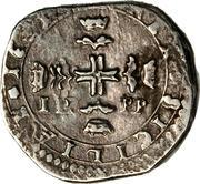 3 tari - Filippo IV – revers