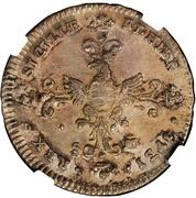 3 tari - Carlo III (VI) – revers