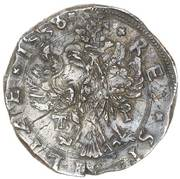 4 tari - Filippo II – revers