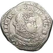 4 Tari  - Philip III – avers