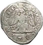 4 Tari  - Philip III – revers