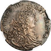 4 tari - Carlo III (IV) – avers