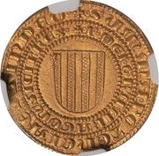 Pierreale - Pietro de Aragon & Constanza de Hohenstaufen – revers