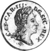 1 trionfo Carlo III – avers