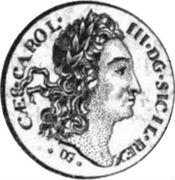 2 Ducati - Carlo III – avers