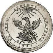 1 oncia - Carlo III (IV) – revers