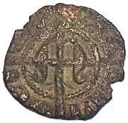 Denaro - Maria di Sicilia e Martino il giovane (con corona) – revers