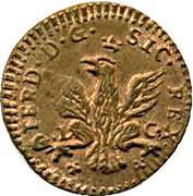 3 Piccoli, 3 Cavalli - Ferdinando III – avers
