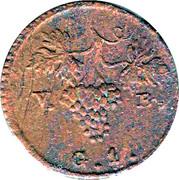 1 Grano - Ferdinando III – revers