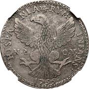 12 tari - Ferdinando I – revers