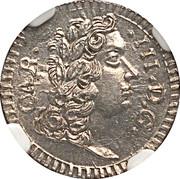 ½ tari - Carlo III – avers