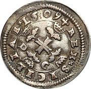 3 tari - Filippo III – revers